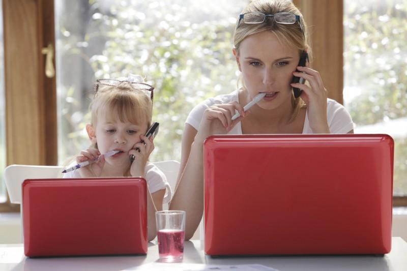 Как заработать многодетной маме