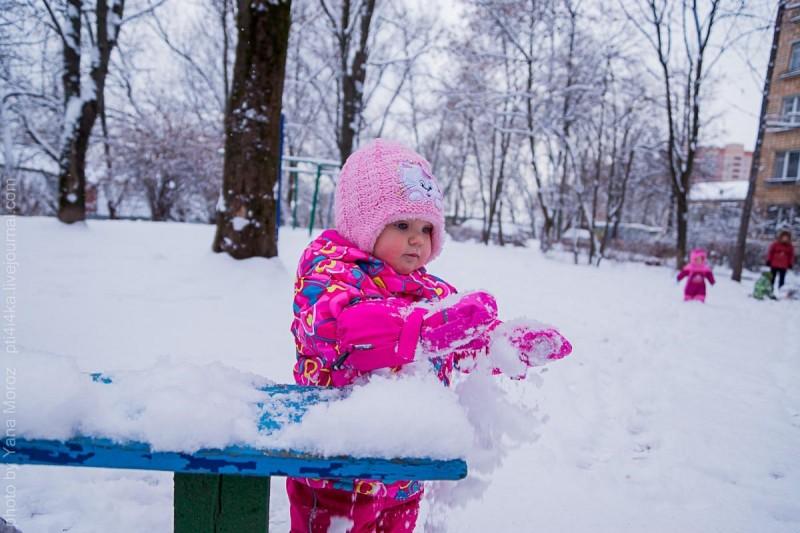 Как мы провели зиму? Подводим итоги конкурса