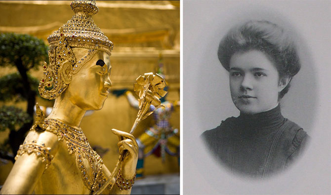 Русская принцесса Сиама
