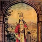 Воспоем Тамар-царицу, почитаемую свято!