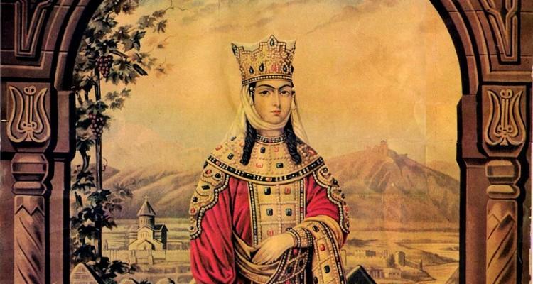 Воспоем Тамар-царицу, почитаемую свято