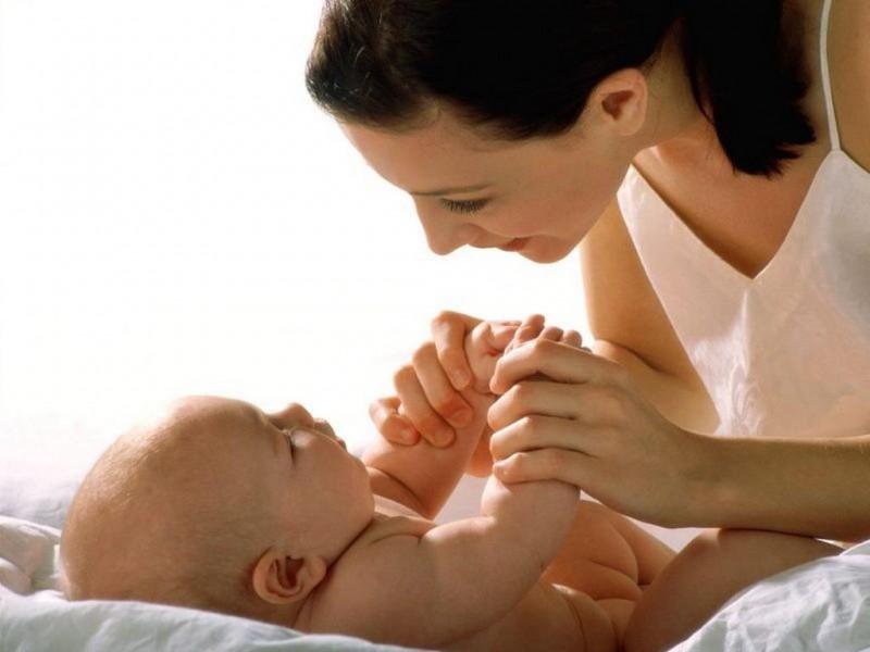 12 причин стать матерью