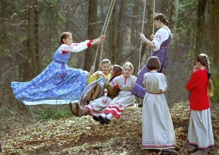 Пасхальные семейные традиции