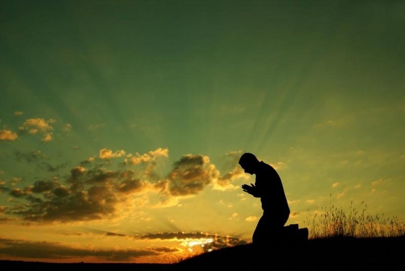 молитва заход