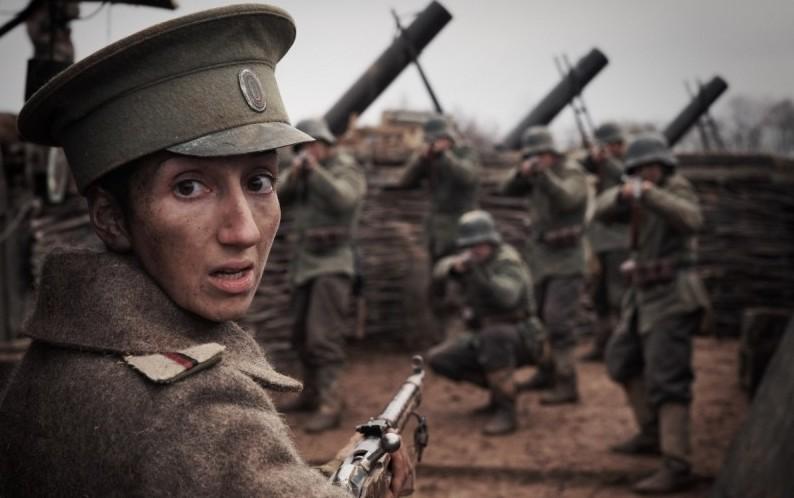 Про войну, женское лицо и полутона
