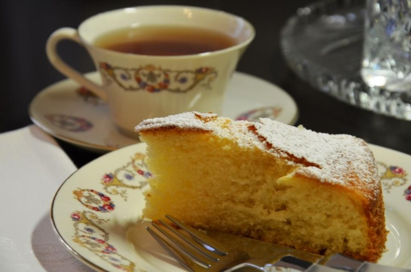 Уроки итальянского: лимонная аптечка рецепт лимонного кекса