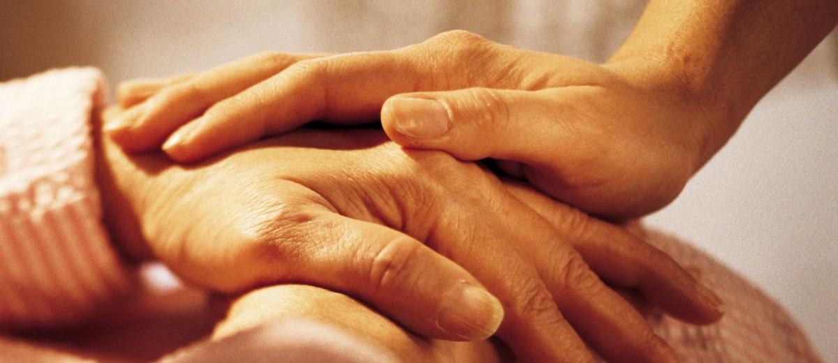 В контакте с умирающим близким
