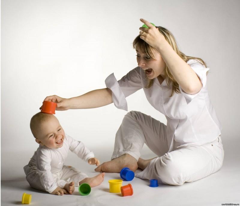Страх быть мамой