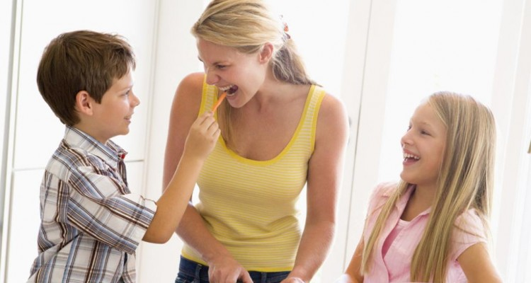Если утро не задалось, или как вернуть ребенку хорошее настроение