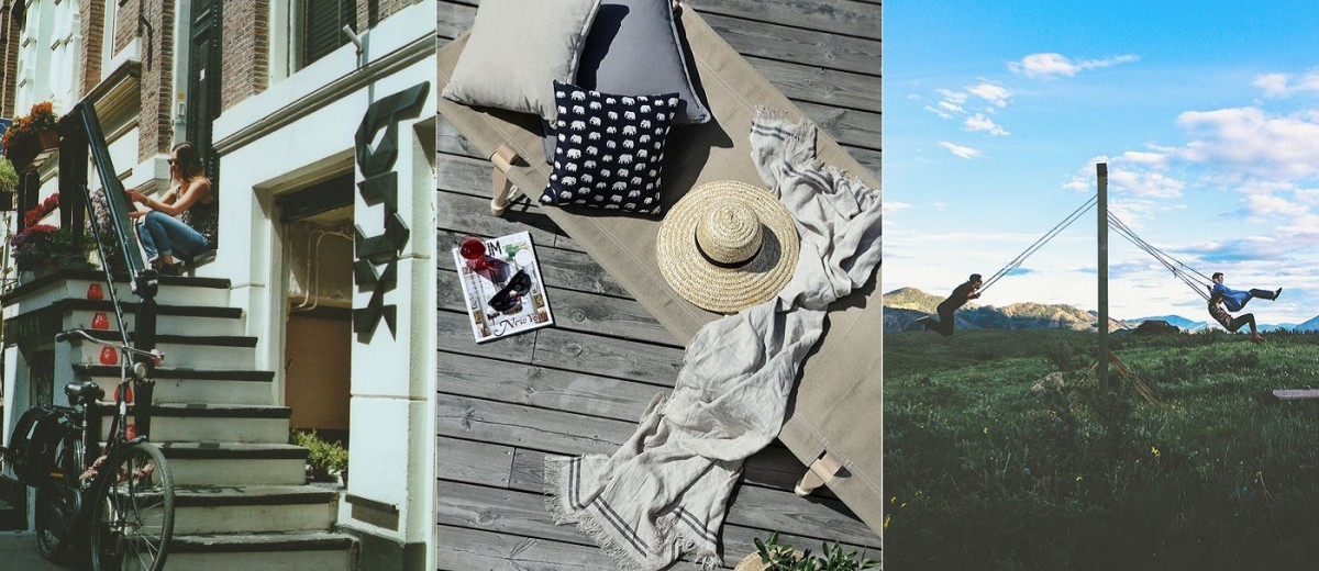 10 пунктов из списка дел на лето