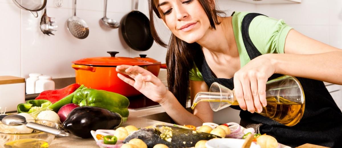 Почему мужья предпочитают мамину стряпню