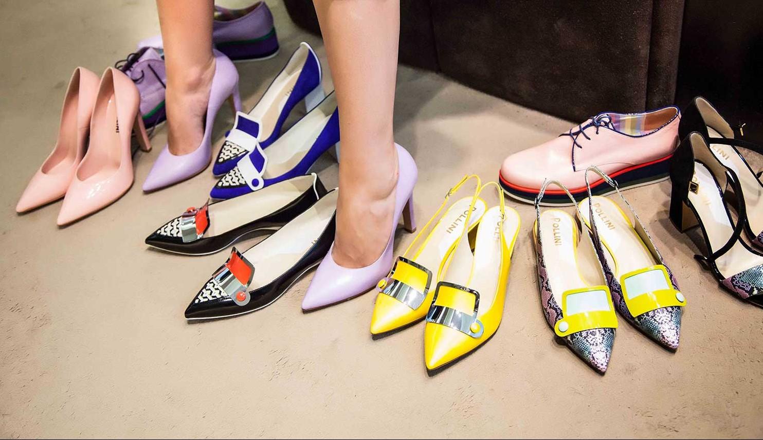 Выбор обуви  10 самых стильных сочетаний   Матроны.RU b49a3415120