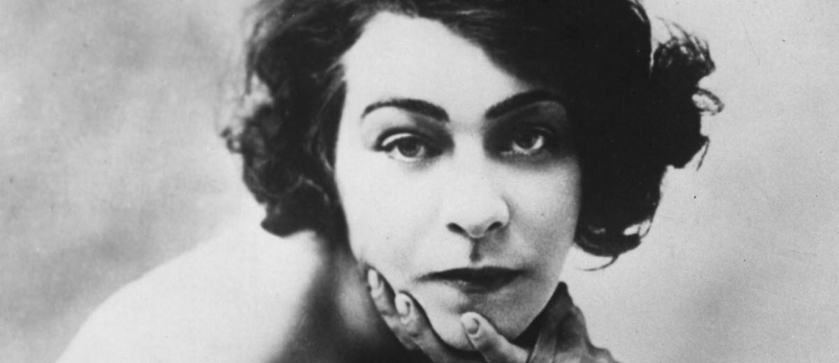 Алла Назимова: женщина из Ялты