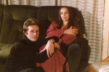 С женой Татьяной Бессмертновой