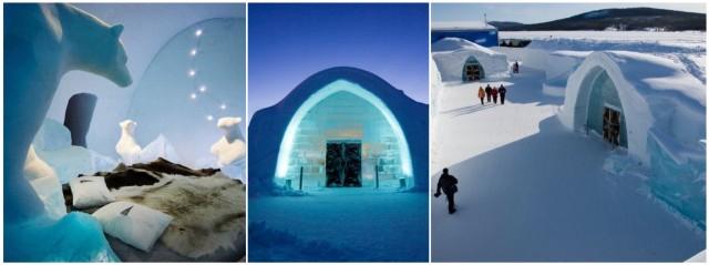 10 необычных курортов мира