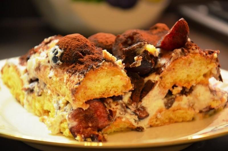 Вишенка на тортик ( Рецепт)