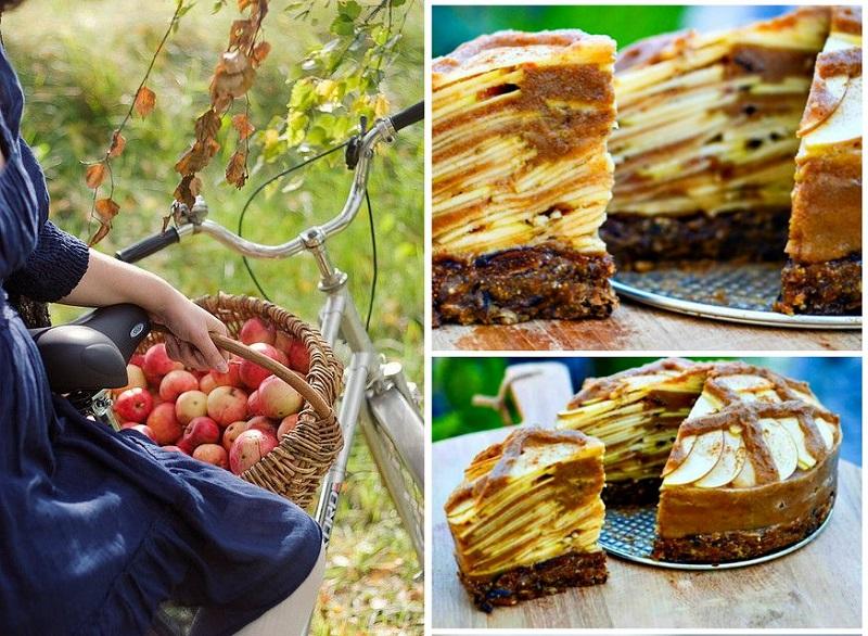 10 постных яблочных рецептов