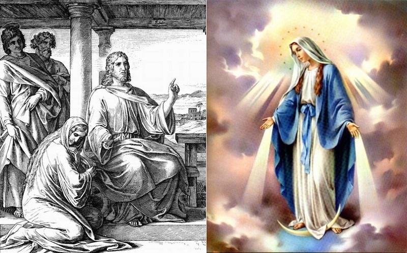 10 упоминаний о Богородице в Евангелии
