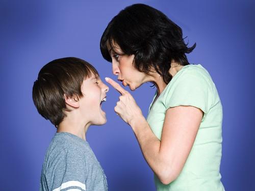 Родители и дети на пороге подросткового возраста