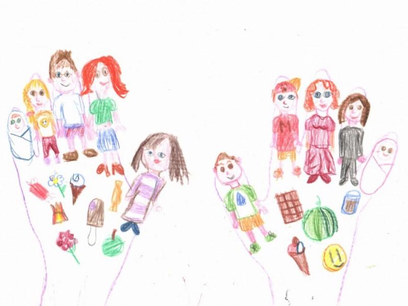 Рисуем Мальчика-с-пальчика, или Как вернуть себе детскую радость