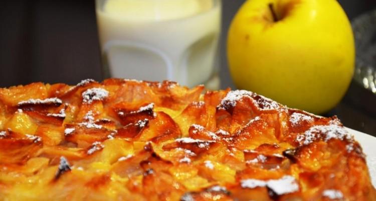 Волшебные яблочки ( итальянский рецепт)