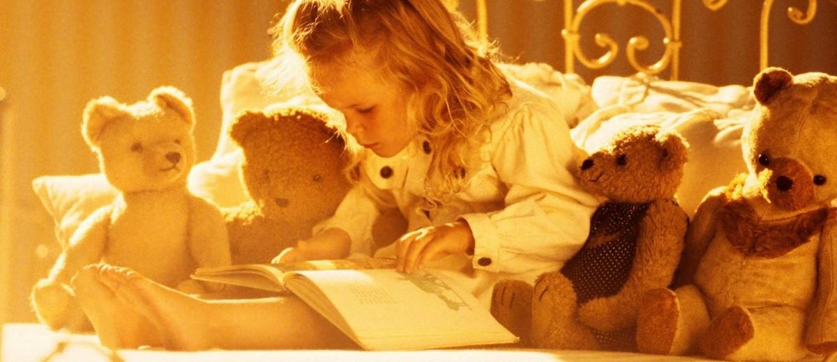 Зачем взрослым читать детские книжки