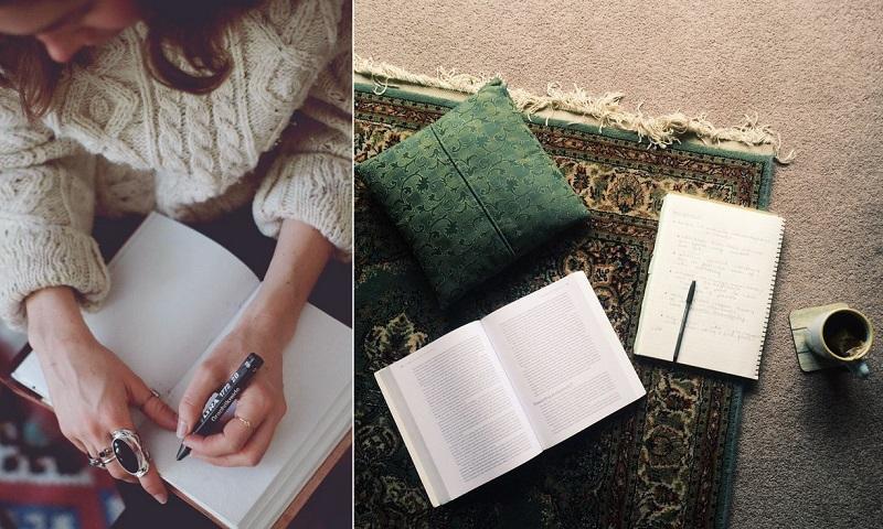 10 письменных практик для самопознания и не только
