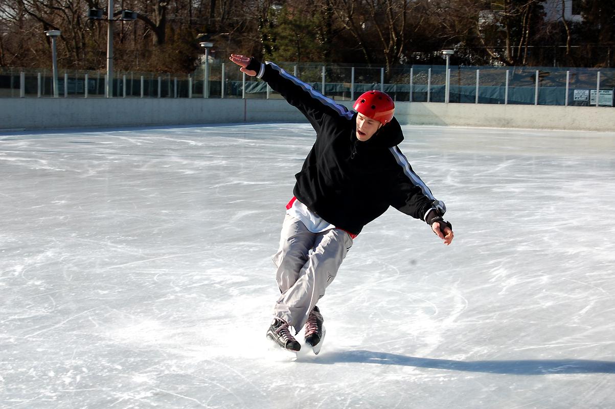Как сделать чтобы в коньках не мерзли ноги