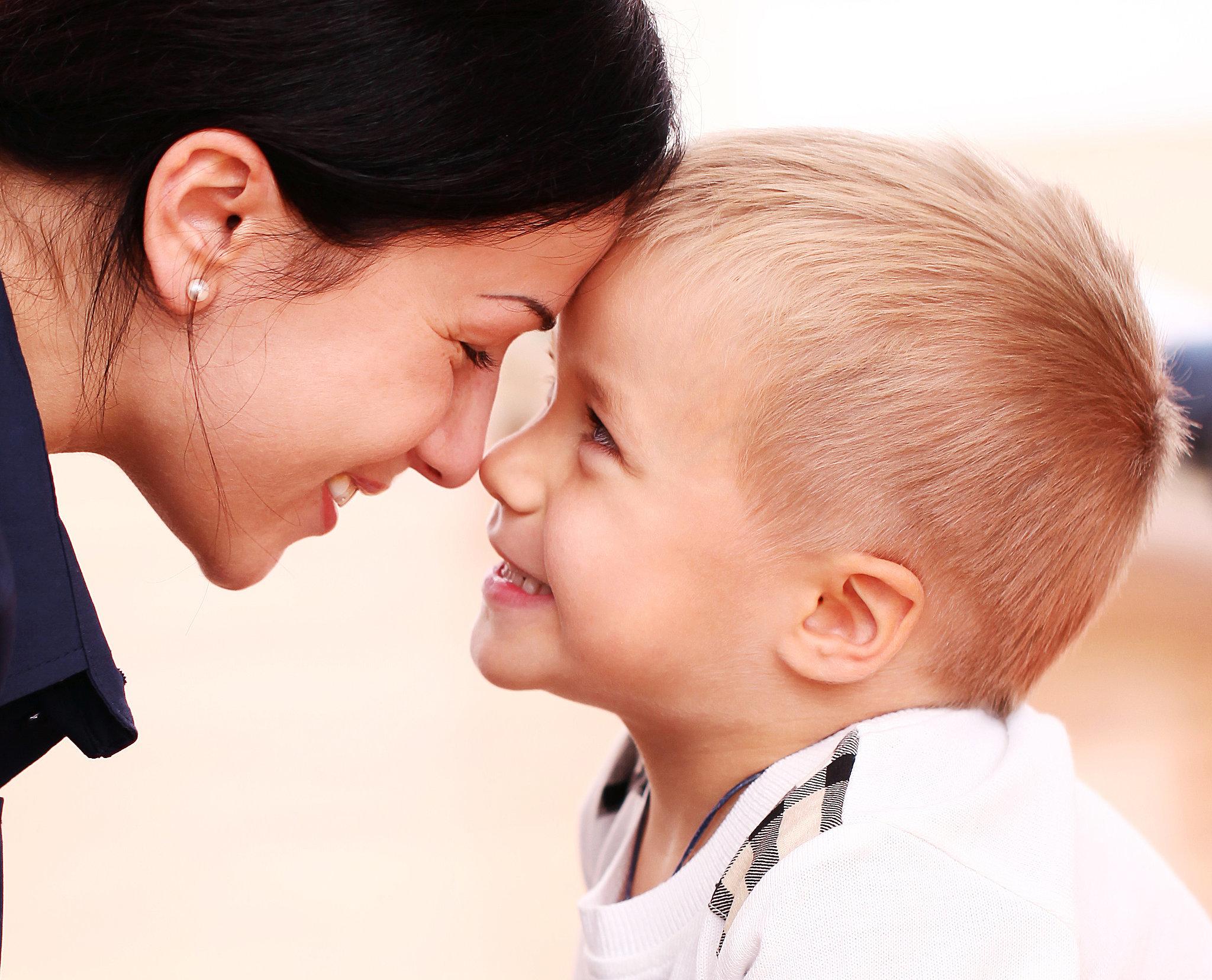 Любовь мамы к сыну открытки