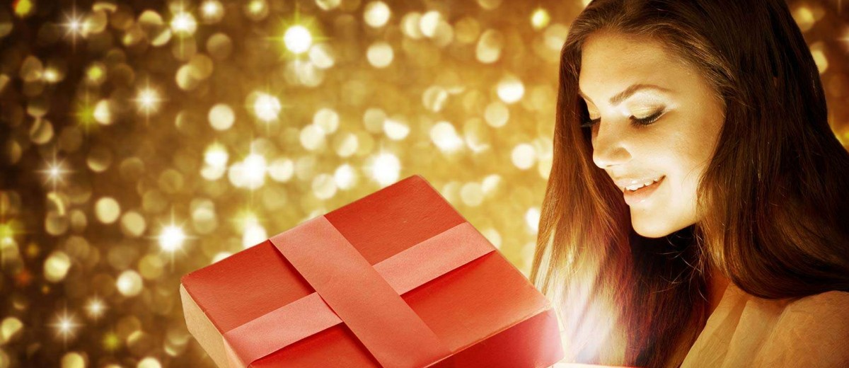 Девушка на новый год не подарила подарок на