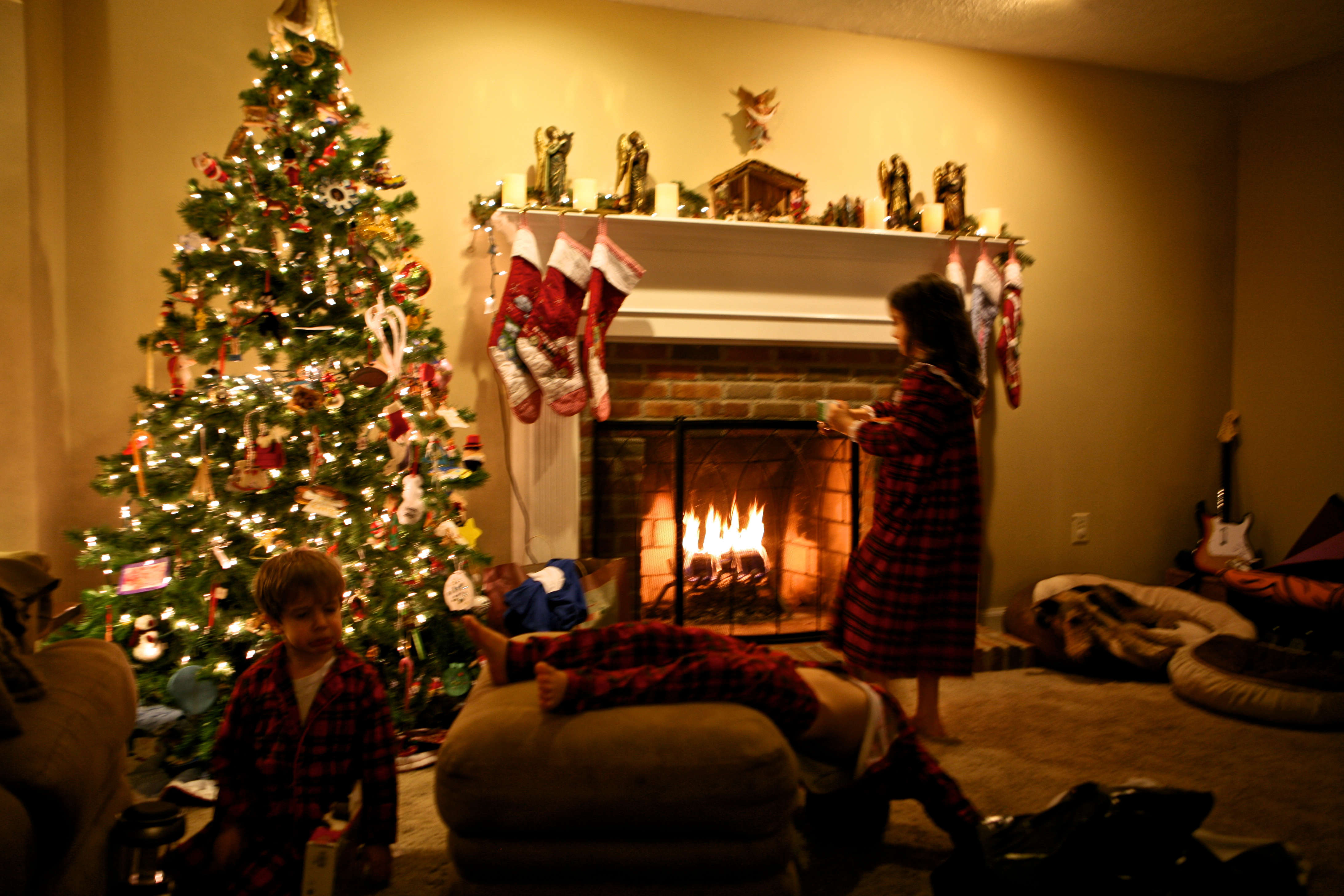 Рождественские традиции в Польше