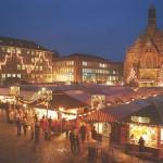 Нюрнберг: до и после Рождества