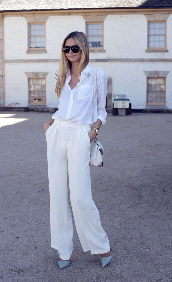 белая рубашка 1