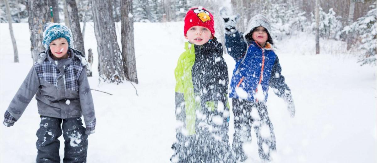 Вон из дома: Идите, поиграйте на улице с детьми и взрослыми