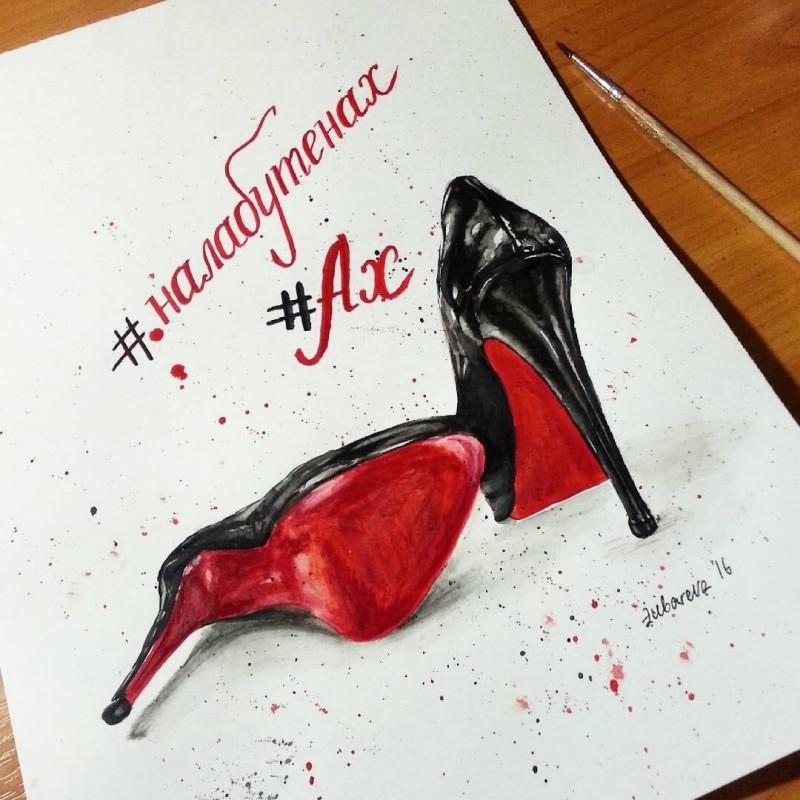 10 фактов о «лабутенах» и прочих красных каблуках