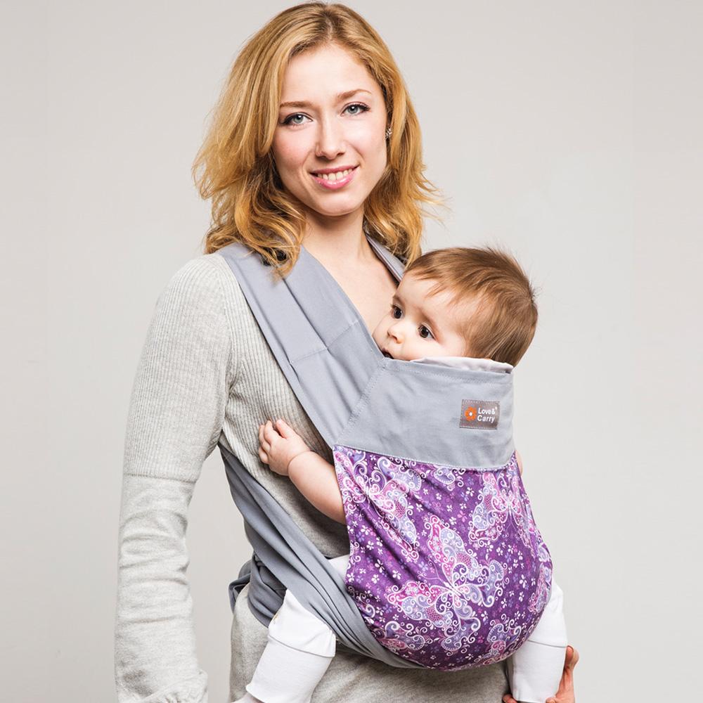Слинги для новорожденных: как выбрать