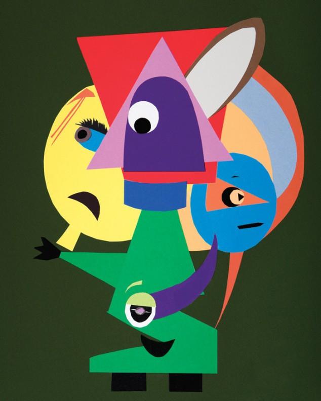 5 шедевров, созданных детьми-аутистами