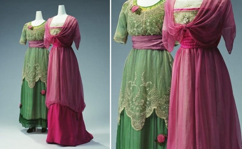 10 прекрасных платьев Прекрасной эпохи