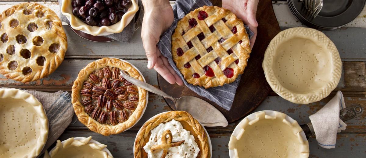 6 необычных рецептов постных пирогов