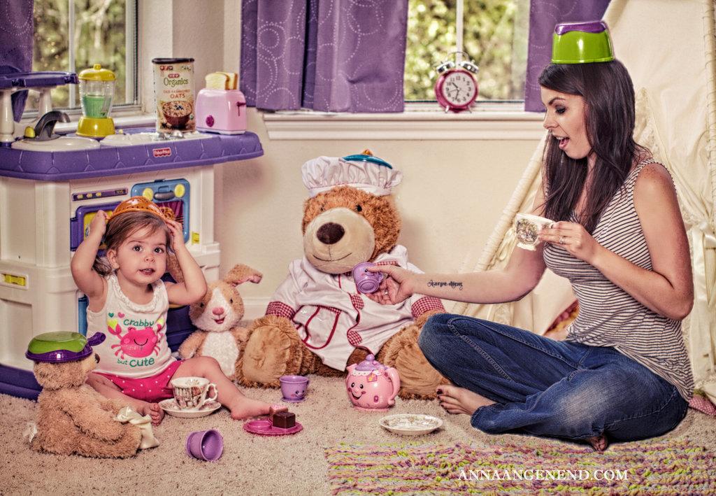 Добрым, прикольные картинки мама и ребенок