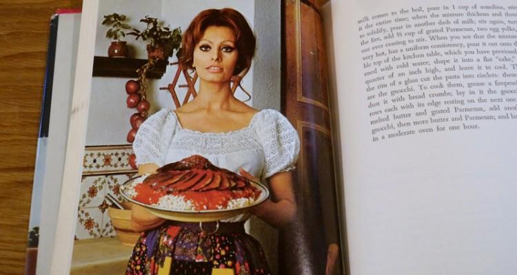 Три любимых рецепта пасты Софи Лорен