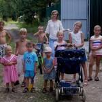 8 секретов воспитания от Юлии Павлюченковой –мамы одиннадцати детей, которая всё успевает