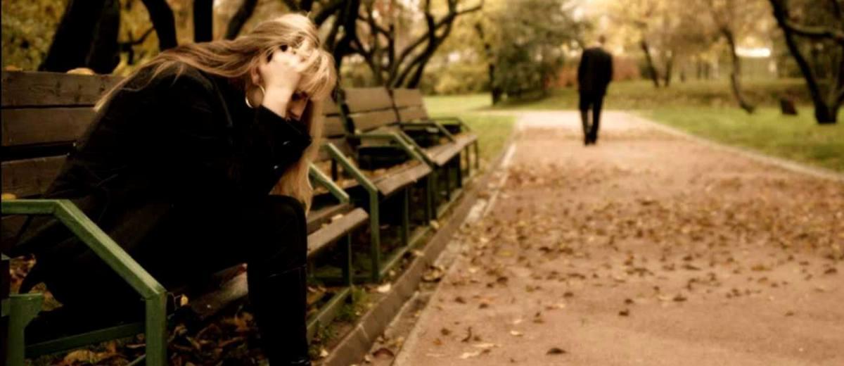 чувство вины после развода