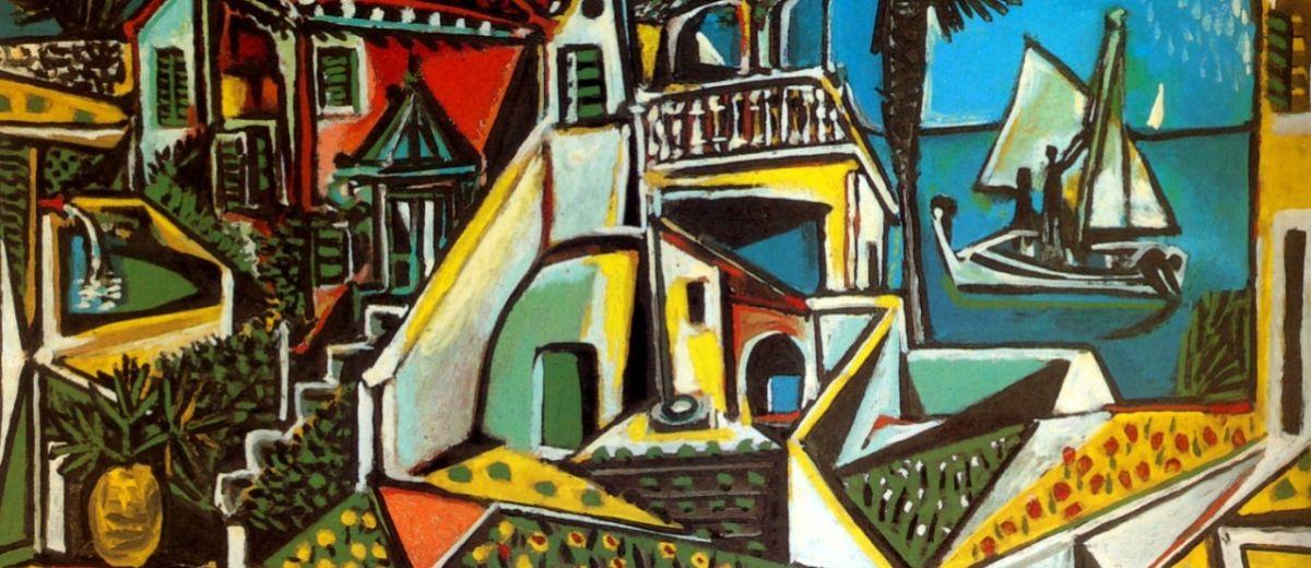 Путешествия во времени с картинами Пикассо