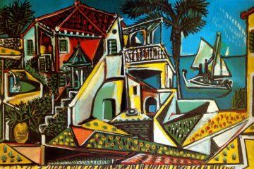 Путешествия во времени с картинами Пабло Пикассо