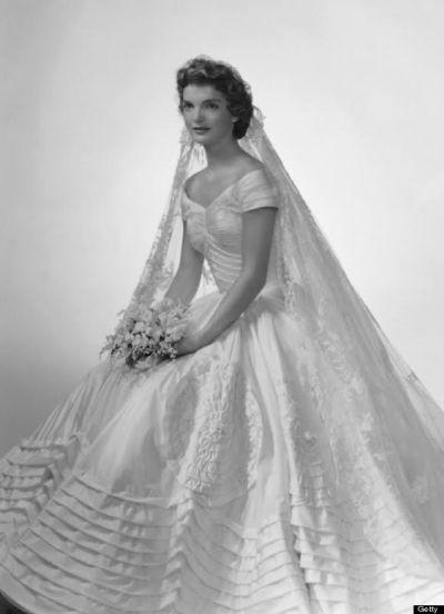 Самые знаменитые свадебные платья в истории