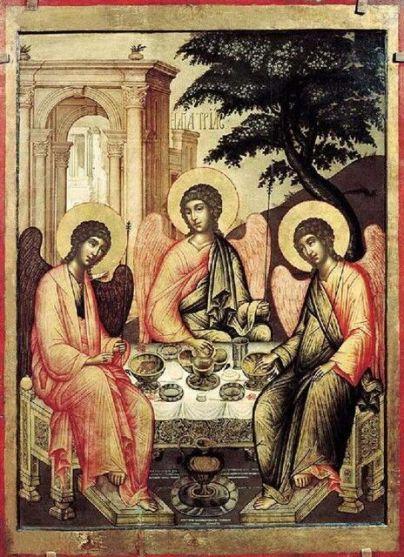 Троица с видом на Возрождение