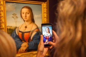 Рафаэль: когда живопись прекраснее действительности