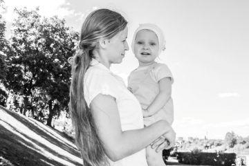 «Дети помогли мне сильнее полюбить мужа»