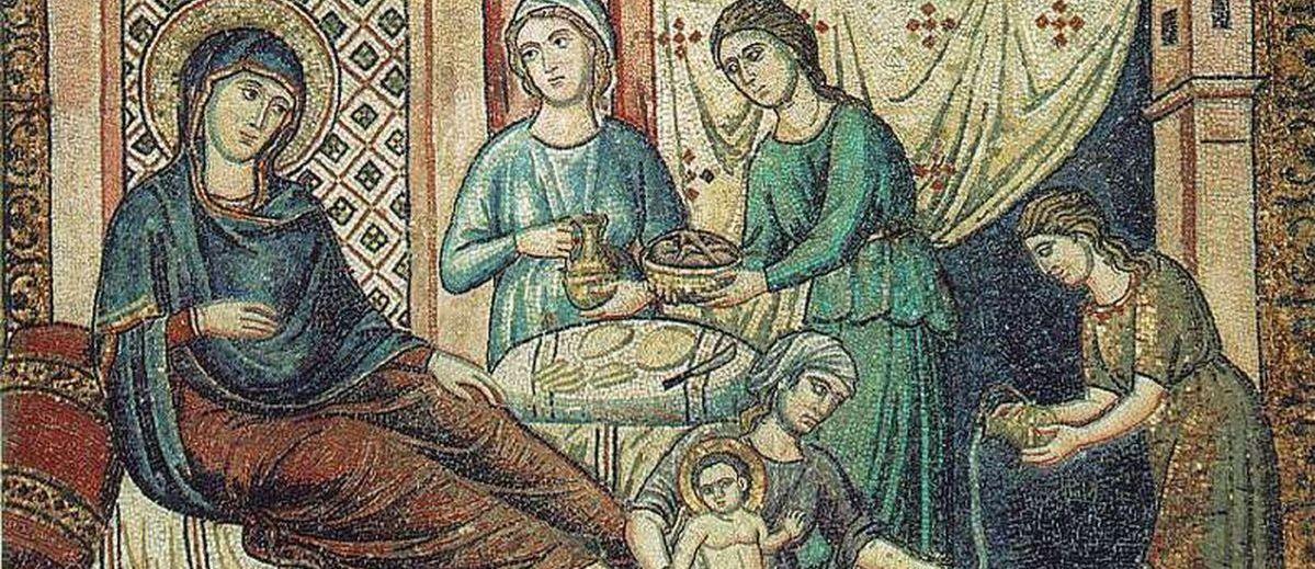 Почему мы празднуем Рождество Богородицы